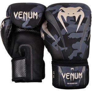 Venum Venum Boxhandschuhe Impact Dark Camo Sand Venum Fightgear