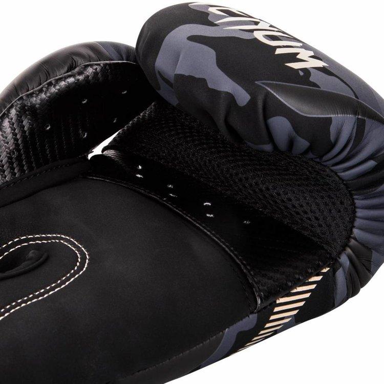 Venum Venum Boxing Gloves Impact Dark Camo Sand Venum Fight Gear