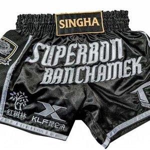 Booster Booster TBT Pro Superbon Benchamek Kickboxing Shorts
