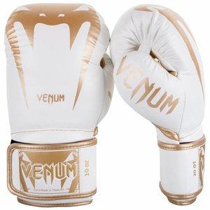 Venum Boxing Gloves Venum Giant 3.0 White Gold Venum Europe