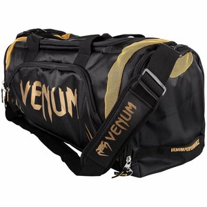 Venum Venum Gym Bag Trainer Lite Sports Bag Black Gold