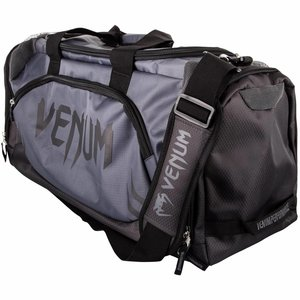 Venum Venum Gym Bag Trainer Lite Sports Bag Grey Venum Shop