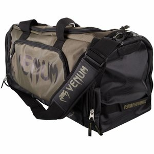 Venum Venum Sporttasche Gym Bag Trainer Lite Sports Bag Khaki