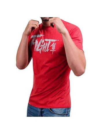 Hayabusa Hayabusa Fight T Shirt Rood Vechtsport Online Shop