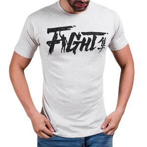 Hayabusa Hayabusa Fighter T Shirt Grau Fightshop Deutschland