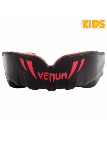 Venum Venum Kinder Zahn Schutz Challenger Mundschutz Schwarz Rot
