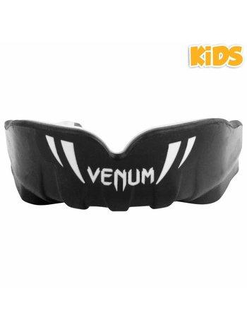 Venum Venum Challenger KIDS Mond Bitje Mouth Guard Zwart Wit