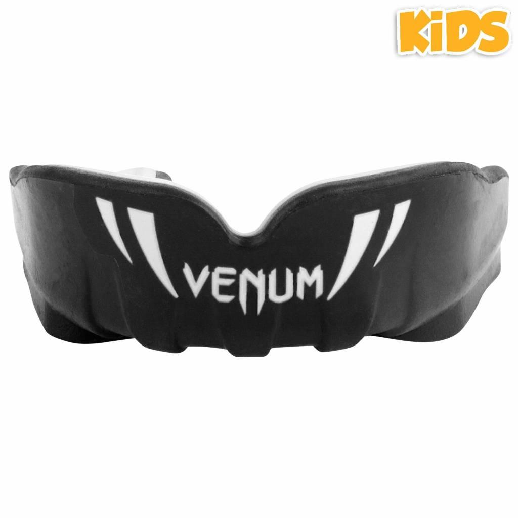 Black//White Venum Challenger Kids Mouthguard