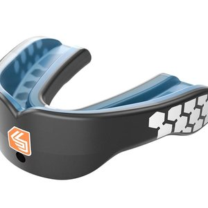 Shock Doctor Shock Doctor Mouth Guard Carbon Gel Max Power Protection