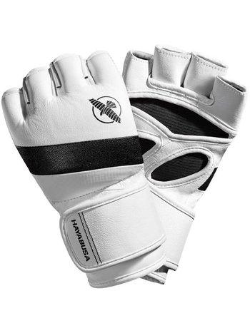 Hayabusa Hayabusa MMA Handschoenen T3 4OZ MMA Gloves Wit Zwart