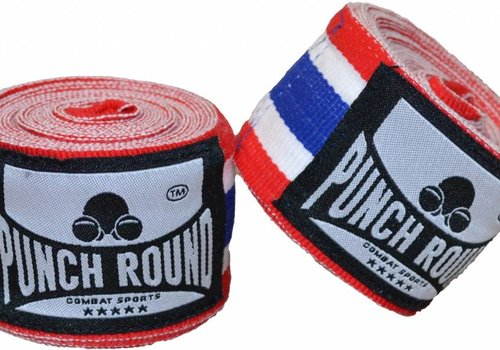 Punch Round Boxing Hand Wraps Inner Gloves