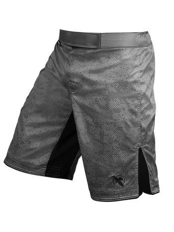 Hayabusa Hayabusa Hexagon Training Fight Shorts Grau