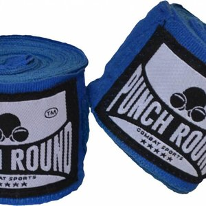 Punch Round™  Punch Round™ Perfect Stretch Bandages Blauw 460 cm