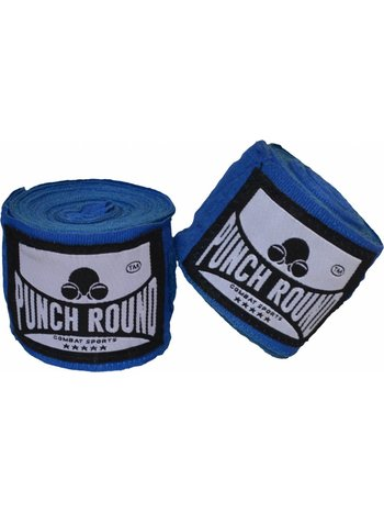 PunchR™  Punch Round™ Perfect Stretch Bandages Blauw 460 cm