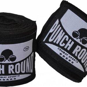 Punch Round™  Punch Round™ Perfect Stretch Bandages Zwart 460 cm