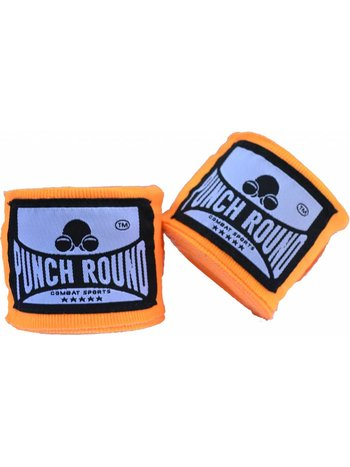PunchR™  Punch Round™ Perfect Stretch Bandages Oranje 460 cm