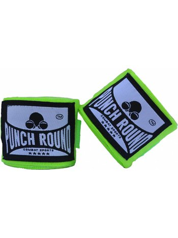 PunchR™  Punch Round™ Perfect Stretch Bandages Neo Groen 460 cm