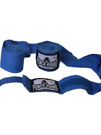 PunchR™  Punch Round™ Perfect Stretch Bandages Blauw 260 cm
