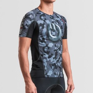 GR1PS - GRIPS Grips Rash Guard S / S Armadura 2.0 Night Camo Gr1ps