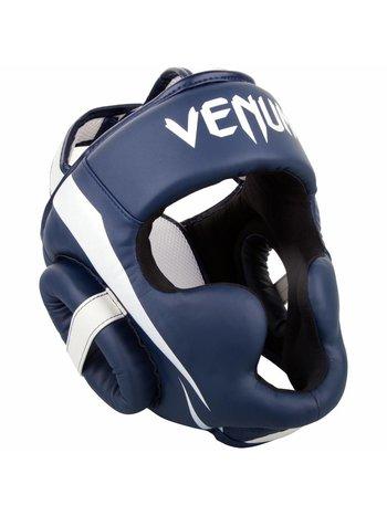 Venum Venum Elite Headgear Navy Blue Head Protection