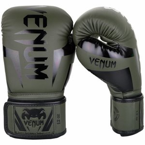 Venum Venum Boxing Gloves Impact Kaki Black Venum Fighthop