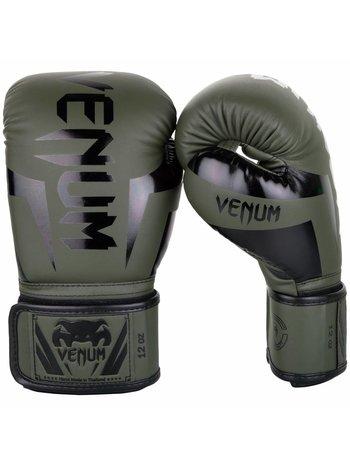 Venum Venum Boxhandschuhe Elite Khaki Schwarz