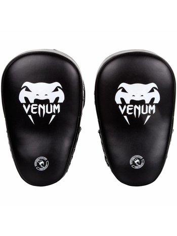 Venum Venum Pads Elite Big Focus Mitts Zwart Grijs Venum Gear