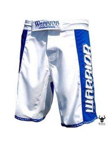 Warrior International Warrior Wear Annihilation Fightshorts Blau Weiss