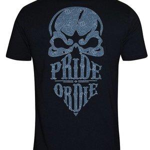 Pride or Die PRiDEorDiE Shirt Reckless Paisley Schwarz