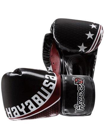 Hayabusa Hayabusa Bokshandschoenen Pro Muay Thai Zwart Premium 16oz