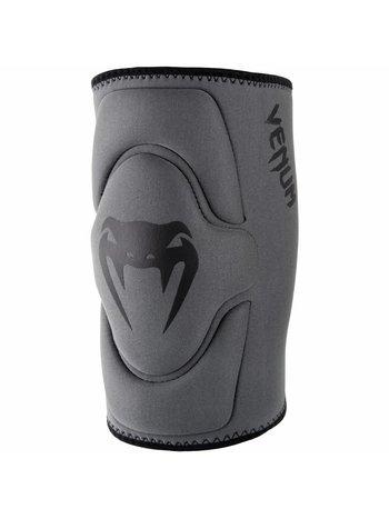 Venum Venum Kontact Gel Kneepads Grey Black Venum Protection