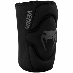 Venum Venum Knee Protection KontactGel Kneepads Black on Black