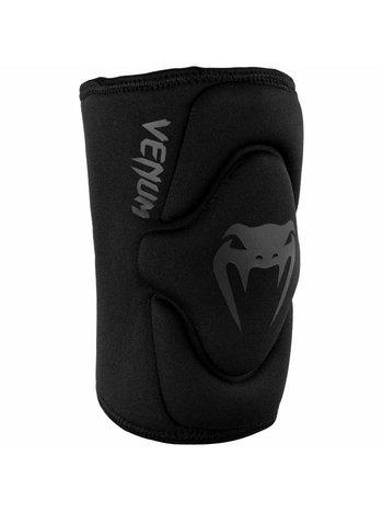 Venum Venum Knee Protection Kontact Gel Kneepads Zwart op zwart