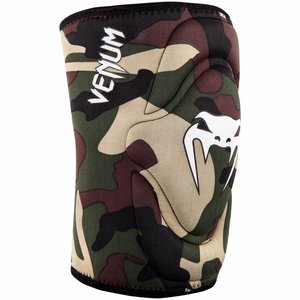 Venum Venum Knee Protection Kontact Gel Kneepads Forest Camo