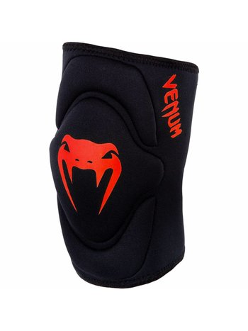 Venum Venum Knee Protection Kontact Gel Kneepads Black Red