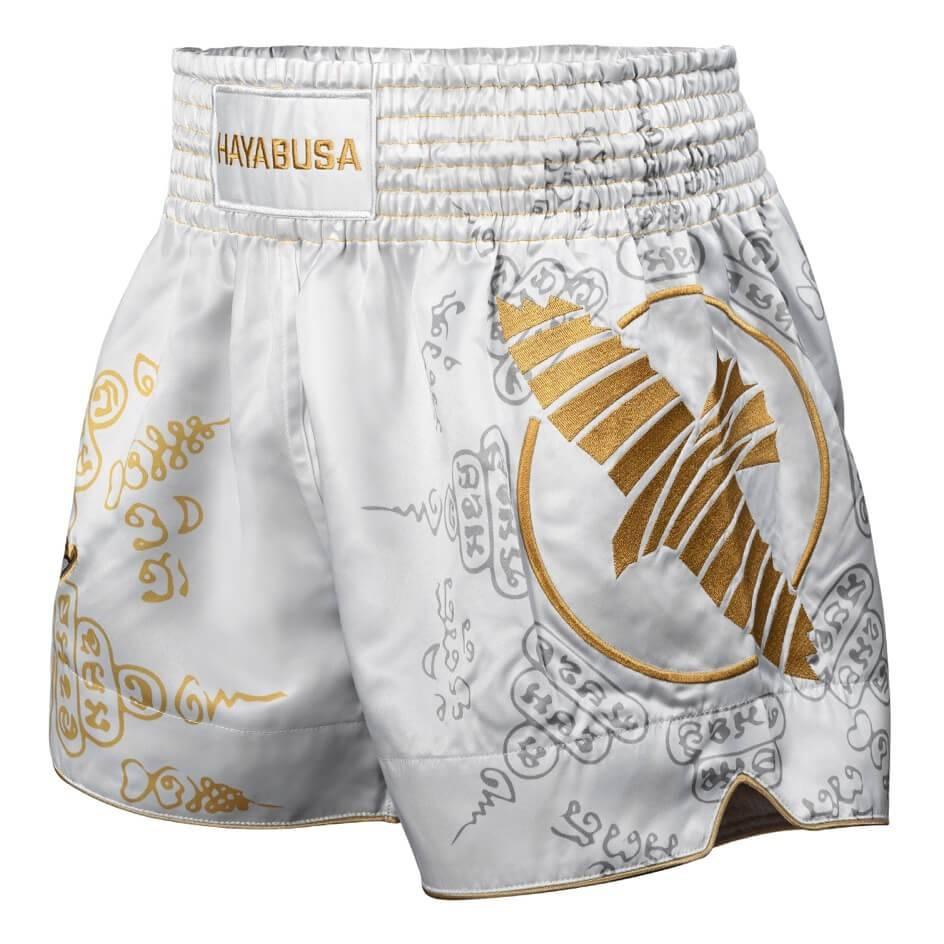 Hayabusa Kickboxen Shorts grau
