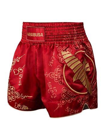 Hayabusa Hayabusa Falcon Muay Thai Kickboks Short Rood