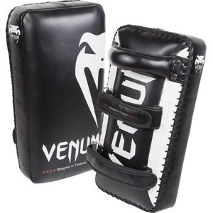 Venum Venum Giant Kick Pads Thai Pads Black White