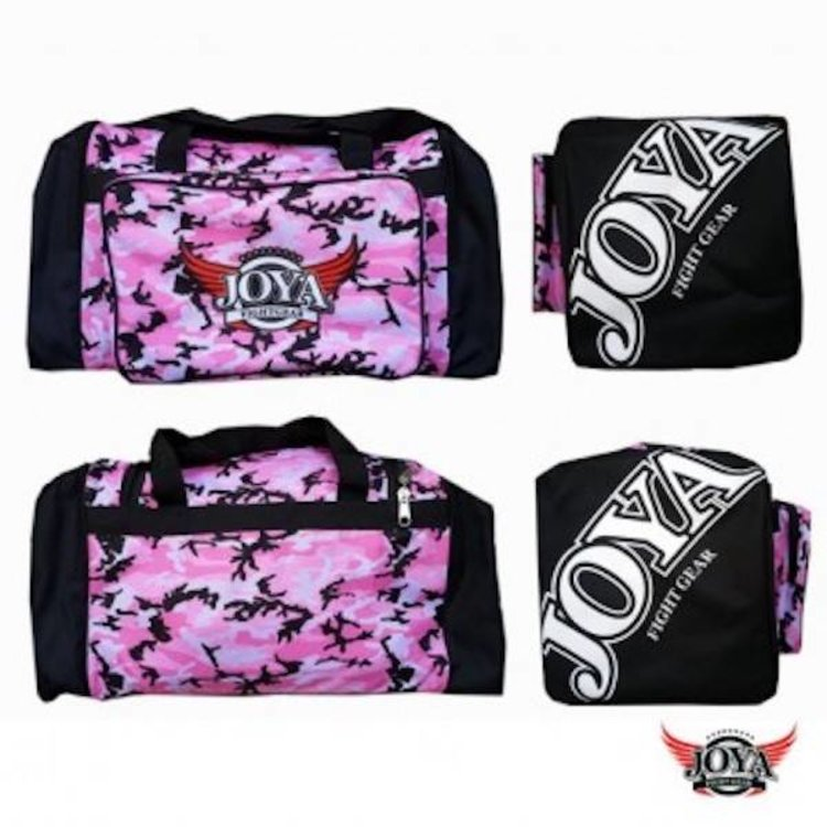 7e12d677d2 Joya Fight Wear Joya Gymbag Camo Black Pink Joya Fight Gear