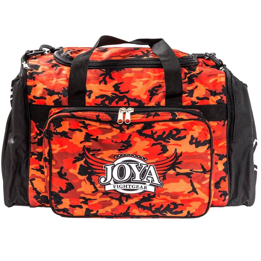 fead6b9a47 Joya Gymbag Camo Black Red Joya Fight Gear