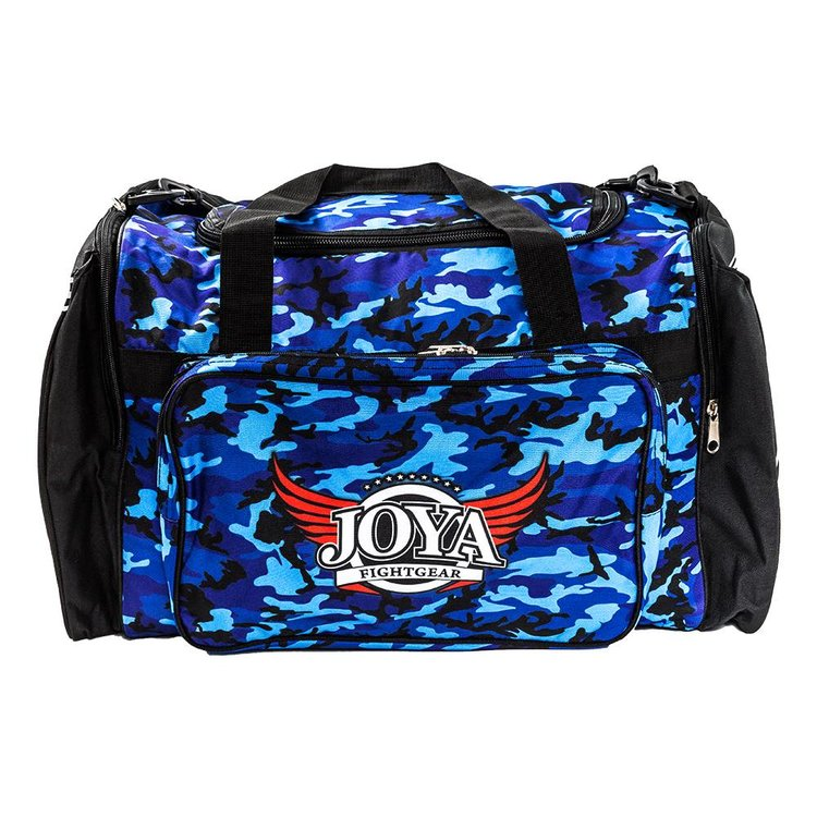 ef513d73f0 Joya Fight Wear Joya Gymbag Camo Black Blue Joya Fight Gear