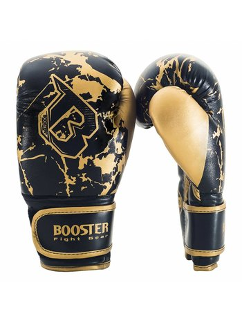 Booster Booster Bokshandschoenen BG Youth Marble Gold Booster Fight Gear