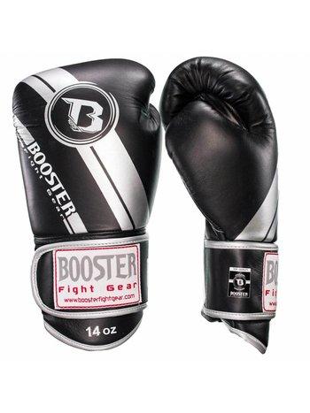 Booster Booster Pro Range Boxhandschuhe BGL 1 V3 Schwarz Silber Foil