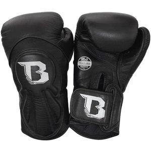 Booster Booster Pro Range Bokshandschoenen BL 1 V8 Zwart Leder