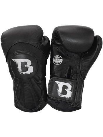 Booster Booster Pro Range Boxhandschuhe BL 1 V8 Schwarz Leder
