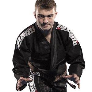 Tatami Fightwear Tatami Estilo 5.0 Premier BJJ Gi Kimono Zwart Wit