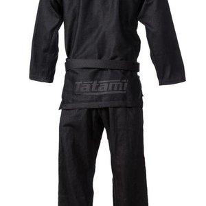 Tatami Fightwear Tatami Estilo 5.0 BJJ Gi Kimono Zwart by Tatami BJJ Fightwear
