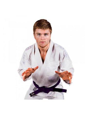 Tatami Fightwear Tatami Estilo 5.0 Premier BJJ Gi Kimono Weiß BJJ Fight Gear