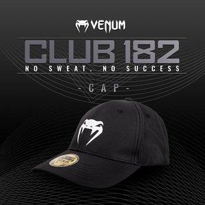 Venum Venum Pet Club 182 Cap Black Venum Fight Company