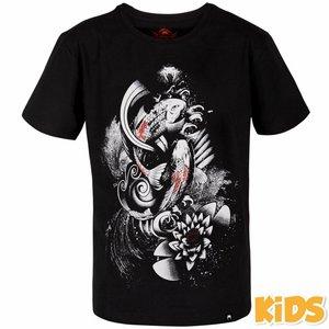 Venum Venum T Shirt Koi 2.0 Black Kids